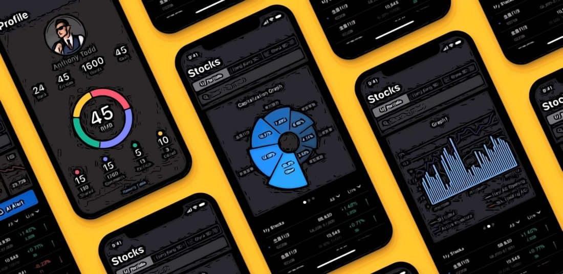 app screen examples
